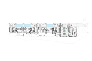 ウミトプラージュアッタ沖縄 平面図1