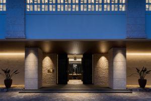 沖縄にあるリゾートホテルUMITO PLAGE The Atta Okinawa外観